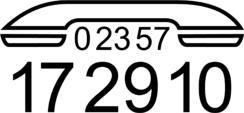 Telefonnummer Dunkel Autokran