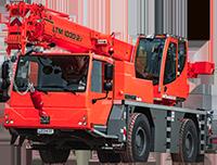 LIEBHERR LTM 1030-2.1 - 35t, 30m