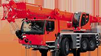 LIEBHERR LTM 1060-3.1 - 60t, 48m