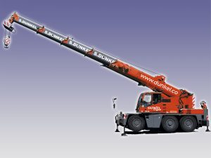 DEMAG/TEREX AC40 CITY